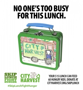 Skip Lunch, Fight Hunger